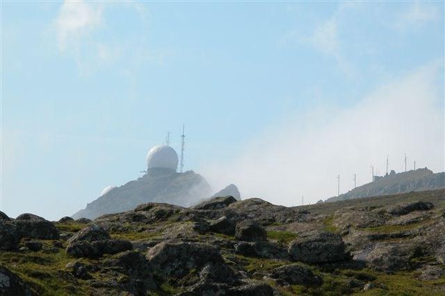 Radarstöðin á Sornfelli